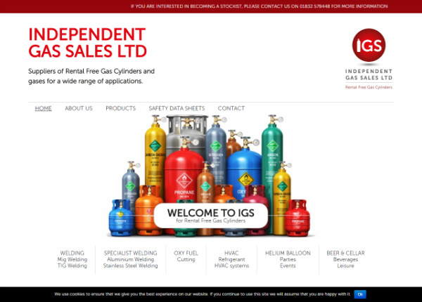 Independent Gas Sales