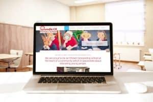 Websites for primary schools