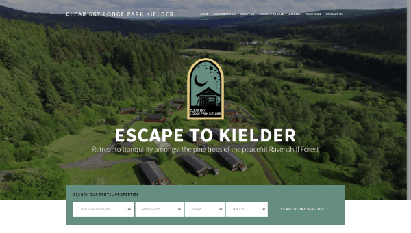 Kielder Holiday Park