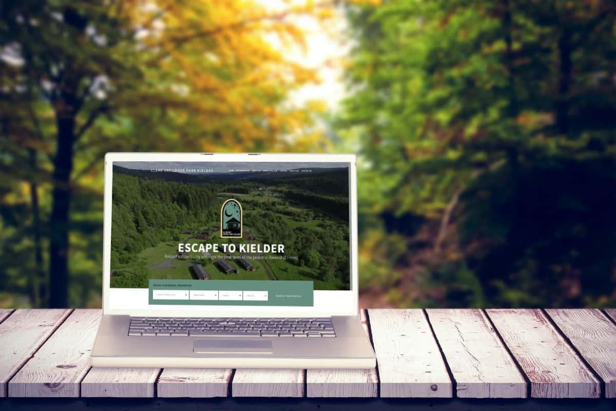 holiday cottage website