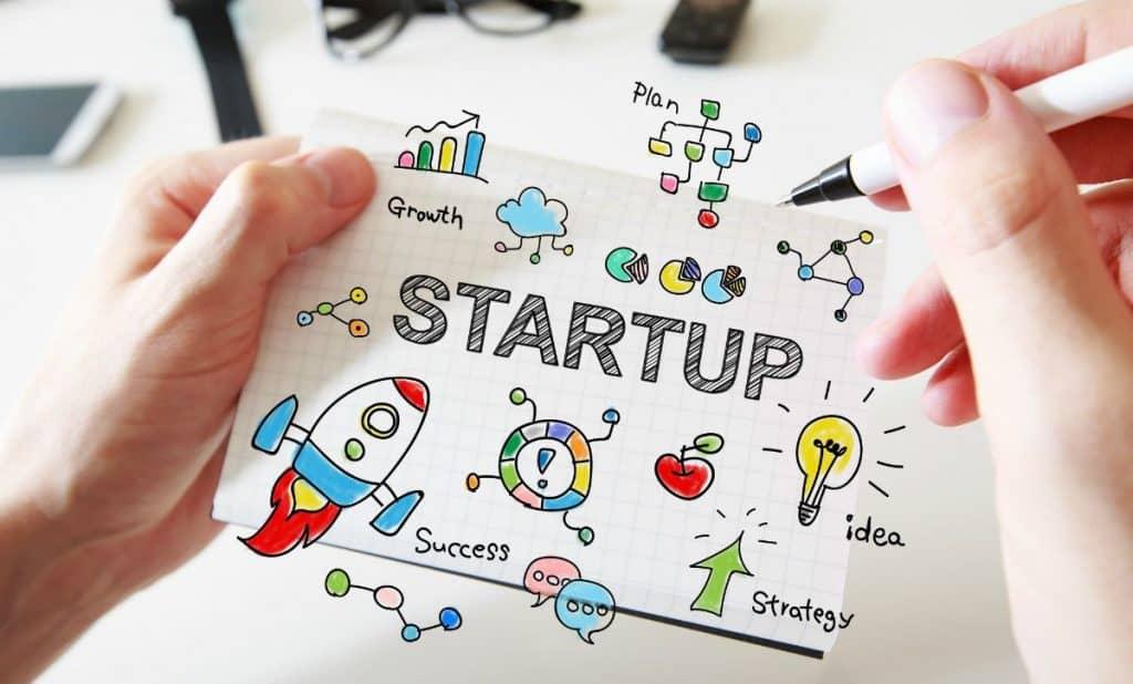 Start-up website