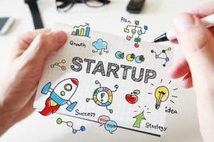 One-page Start-up Websites