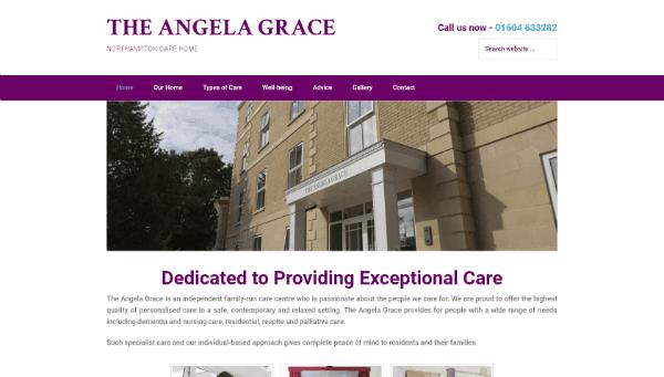 The Angela Grace care home Northampton