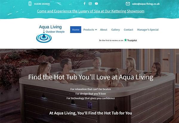 Aqua Living Kettering