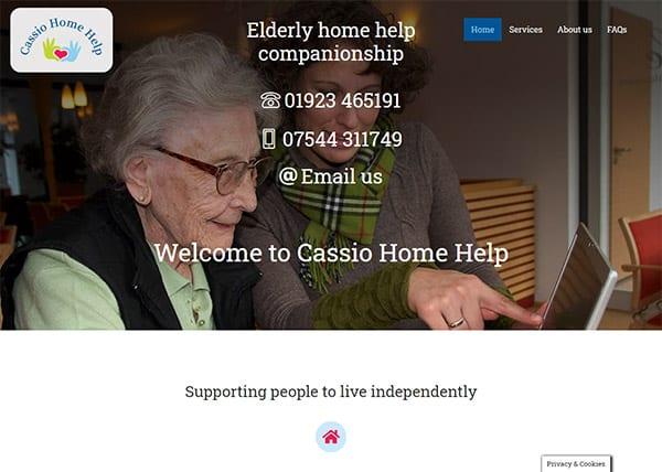 Cassio Home Help Watford