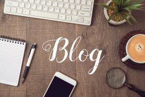 Websites need a blog