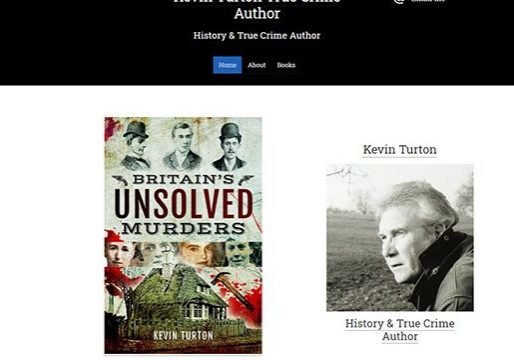 Kevin Turton True Crime Author