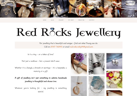 Red Rocks Jewellery Raunds