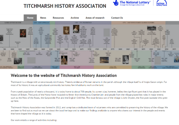 titchmarshhistory.co.uk