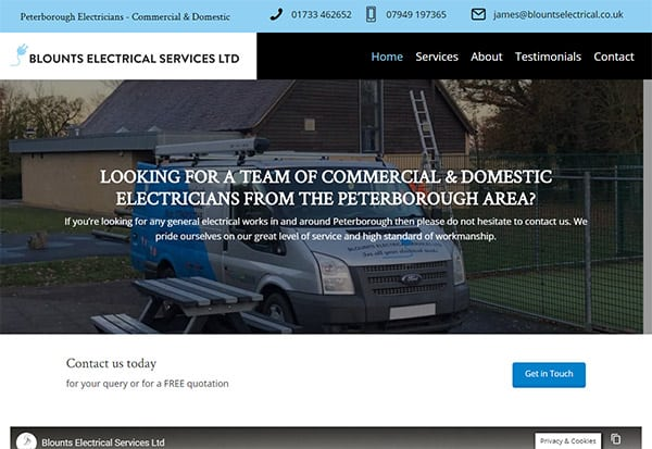 Peterborough Electricians